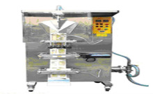 water pouch packing machine.