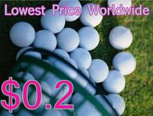 PGM LED Blank Golf Ball with Holder Bag