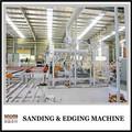 Material de construção post equipamentos máquina de processamento de fibra cement board-- longitunal máquina da afiação