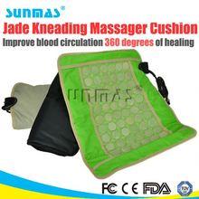 Sunmas HOT jade heat therapy products jade stone massage set