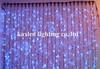 24v/110v/230v LED curtain lights for indoor or outdoor window decoration.led christmas lights