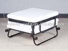 Rollaway Folding Bed for Hotel/ Ottoman Folding Bed