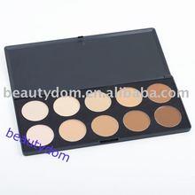 Professional 10 Colors Concealer, 10 Concealer Palette