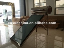 flat plate solar water heater collectors prices