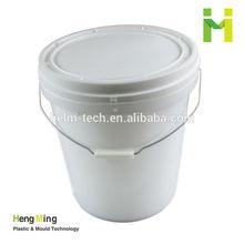 HOT!!!25L plastic bucket(6.5 gallon)