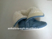 stock baby snow boots