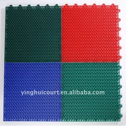 Interlocking Outdoor Basketball Flooring O-01