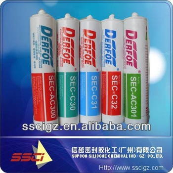 Silicone Sealant for Many Uses
