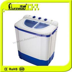 4.5kgs~6.8kgs Twin-tub Washing Machine with CE