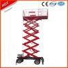 Hydraulic lift platform/Hydraulic scissor lifts