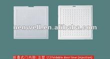 Foldable door liner(freezer parts)