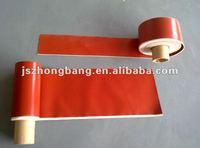 silicone coated fabric/fireproof carpet