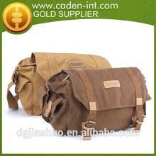 New Design Professional Canvas Dslr Camera Bag