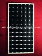 Competitive price mono solar cell/PV module 185w with MC4 connector