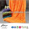 long pile faux fur fabric blankets