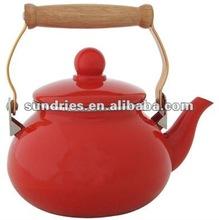 teapot wooden handle