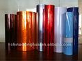 transparente colorido plastical láminas de pvc para el embalaje
