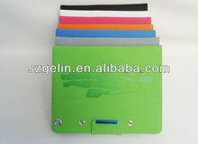 purple leather case for apple ipad 2