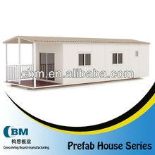 prefab modular house-sandwich panel house -1