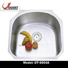OT-6054A cUPC Undermount Quartz Stainless Steel Single Granite Kitchen Sink