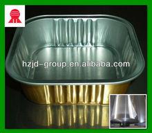 disposable food aluminum foil container
