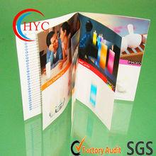 2013 full color brochure catalog printing