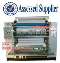 Face tissue paper machine 6 lanes