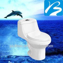 Ceramic Dual-flush One Piece Toilet Prices