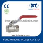 """BT1001 Brass ball valve 1/4""""-4"""""""