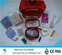 big size disaster backpack first aid kit