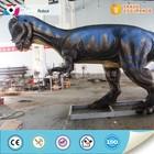 Amusement park 3d dinosaur model