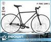 700Chi-ten steel frame road bike/fixie bike/ Fixed Gear Bike(700C-C10)