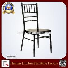 wholesale furniture wedding aluminum chiavari chair