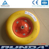good quality pu wheel for wheelbarrow