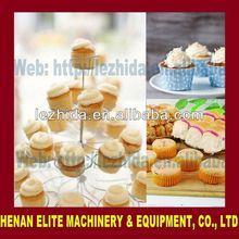 Hot seller PLC automatic mini cup cake maker
