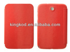 king case Mouse pattern phone leather case for N5100 made in china