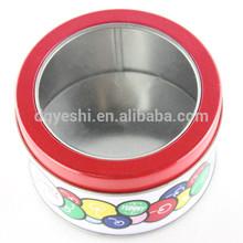 retro style Kelloggs round cereal tin box storage container cookie tea dry food