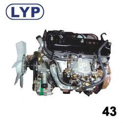 Isuzu 4JB1T engine