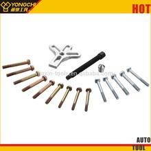 18pcs auto body repair tools of steering wheel puller