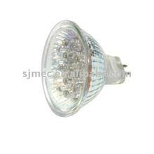 18 leds mr16 led light cup 0.9w