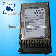 507127-B21 hard disk 300GB 10K SAS 2.5' 6g server hard drive / server hdd