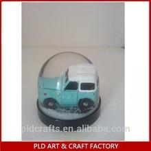 Hot Sale Empty Snow Globe,Empty Plastic snow globe/3D Plastic snow dome