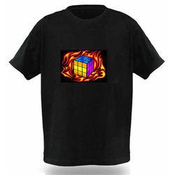 1000 Designs Events EL panel/ EL T shirt/LED T SHIRT