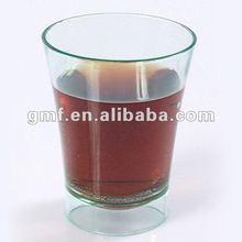 2012 hot sale disposable plastic mini dessert cup