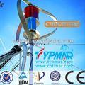 Ventiladores para turbinas de viento