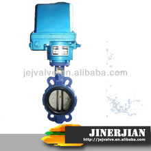 DN40-DN800 PN10/16 220/380V Electric on off Valve
