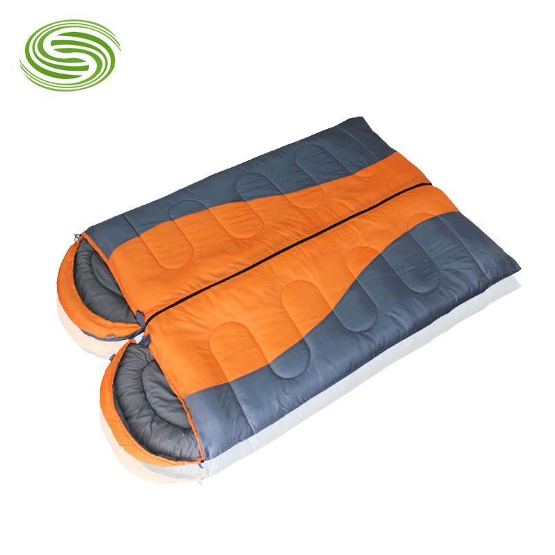 Sleeping Bags Splicing Sleep Sack Camping Polyester Sleeping Bags