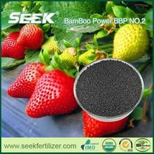 SEEK Bamboo BIOCHAR Products NO.2 100% Natural Organic Fertilizer with Humic Acid, Amino Acid