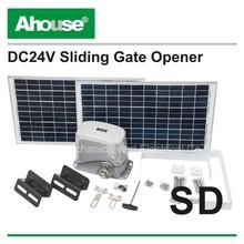 Solar Powered Sliding Gate Opener,Automatic Sliding Gate Opener,Electric Sliding Gate Opener