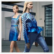 Customized 100% Silk Fabric Digital Printed 2015 New Style Pattern Design